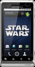 DROID R2 D2 by Motorola Silver