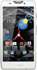 DROID RAZR HD by Motorola White