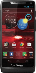 DROID RAZR M by Motorola Black
