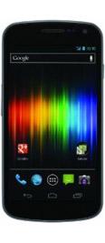 Galaxy Nexus by Samsung Black