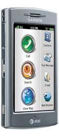 Garmin nuvifone G60 Silver