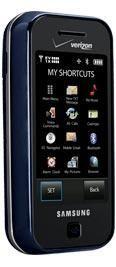 Samsung Glyde Blue