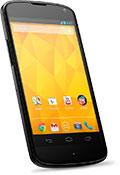 Google Nexus 4 Black