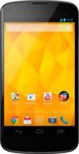 LG Google Nexus 4 Black