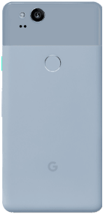 Google Pixel 2 Blue