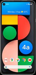 Google Pixel 4a 5G Black