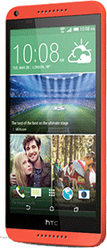 HTC Desire 816 Orange