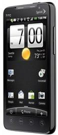 HTC EVO 4G Black