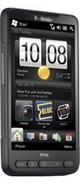 HTC HD2 Black