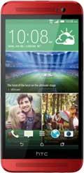 HTC One (E8) Red