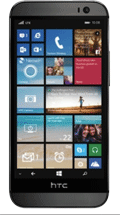 HTC One (M8) For Windows Gray