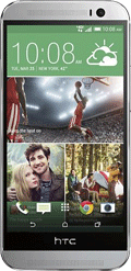 HTC One (M8) For Windows Silver