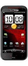 HTC Rezound Black