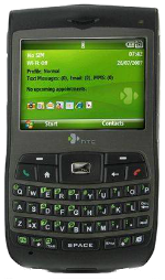 HTC S630 Cavalier Black