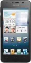 Huawei Ascend Plus Black