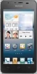 Huawei Ascend Plus Black