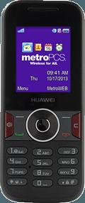Huawei Pal Black