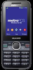 Huawei Verge Black