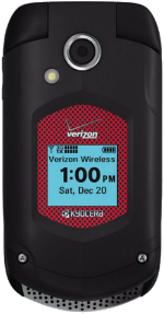 Kyocera DuraXV Plus Black