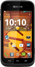 Kyocera Hydro Edge Black