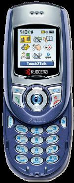 Kyocera SE47 Slider Blue