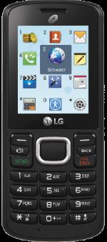 LG 109C Black
