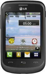 LG 306G Black
