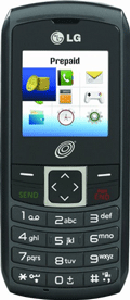 LG 320G Black