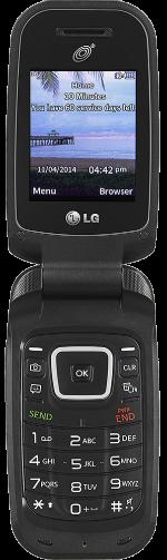 LG 442BG Black
