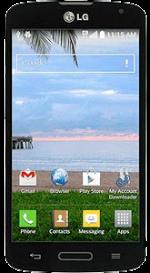 LG Access LTE Black