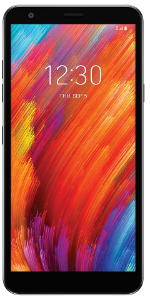 LG Aristo 4 Plus Black