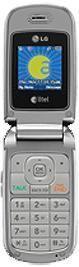 LG AX155 Silver