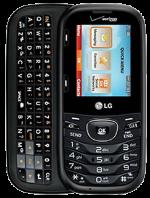 LG Cosmos 2 Black