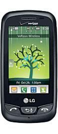 LG Cosmos Touch Gray