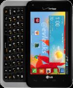 LG Enact Black