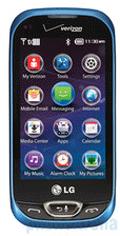LG Extravert 2 Blue