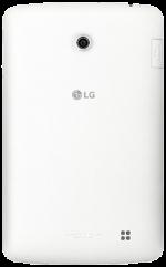 LG G Pad F7.0 White