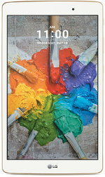 LG G Pad X 8.0 White