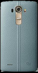 LG G4 Blue