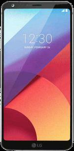 LG G6+ Black