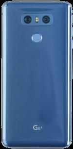 LG G6+ Blue
