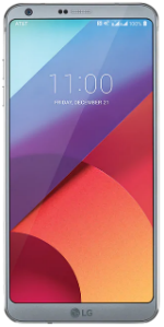 LG G6 duo Silver