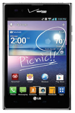 LG Intuition Black