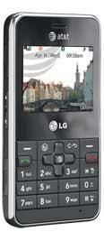 LG Invision Black