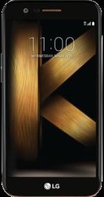 LG K20 plus Black