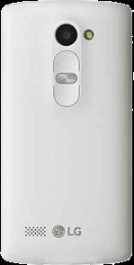 LG Leon LTE White