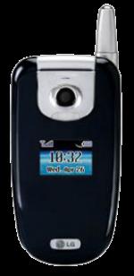 LG LX350 Silver