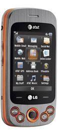 LG Neon II Orange