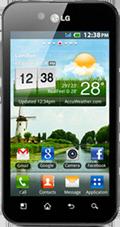 LG Optimus Black Black