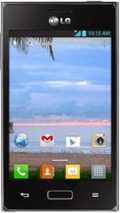 LG Optimus Dynamic Black
